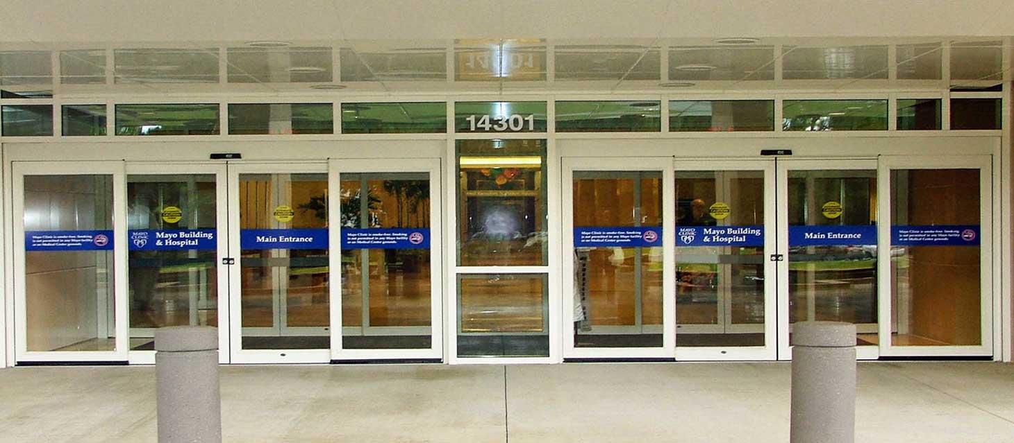 Door Control Inc We Sell Doors We Service Doors We Understand